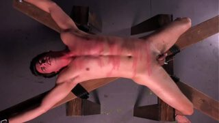 Straight College Jock Bound & Face Fucked By Muscular Master – DreamBoyBondage.com